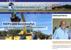 The Association of National Estuary Programs